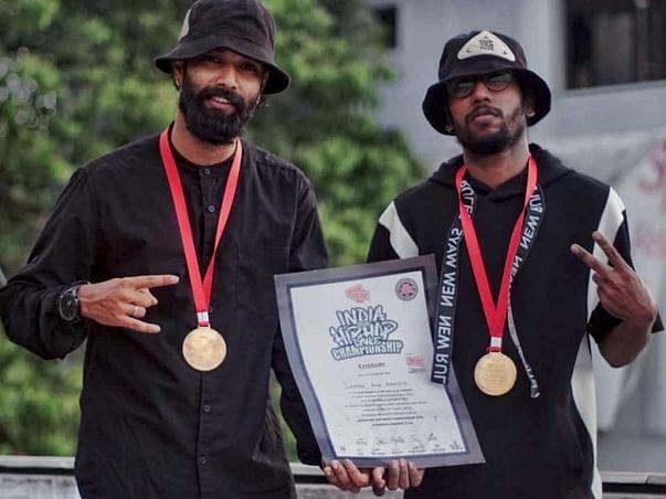 Help Rap Ruddys Reach Hip Hop International Competition
