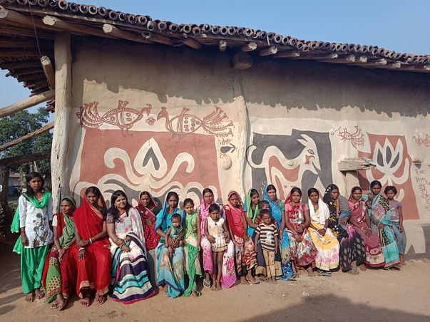 Support Women Artists of Hazaribagh