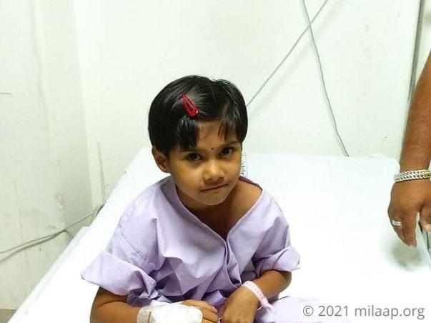 Garima Siddheshwar Giri needs your help urgently
