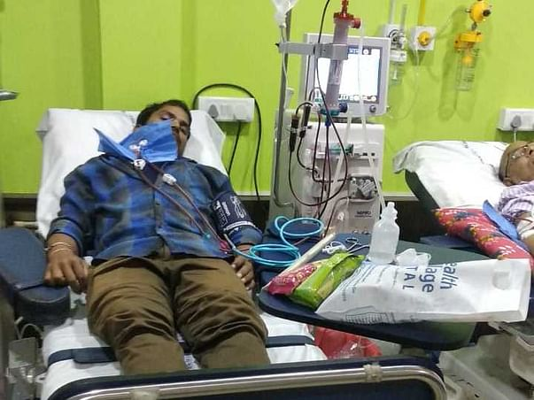 Help Prakash for Kidney Transplant