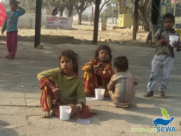 Help Underprivileged Children to Fight with Hunger