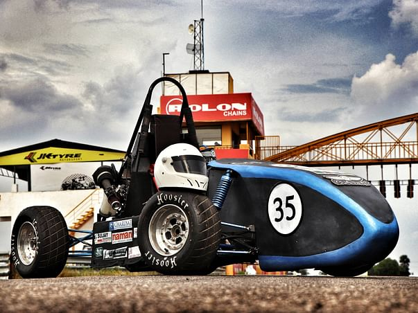 Team Ojaswat looks to build their fastest car yet.