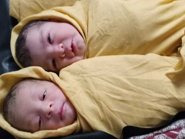 Support My New Born Twins Recover From Jaundice.