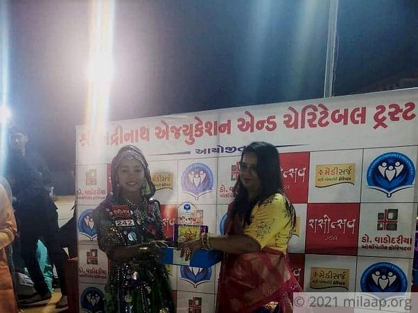 Urvi Sonaiya needs your help to undergo her treatment