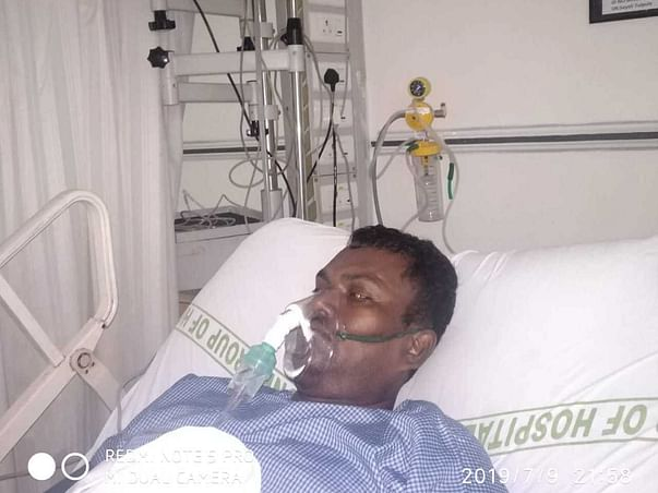 Help Raju Fight Kidney and Heart Disorder