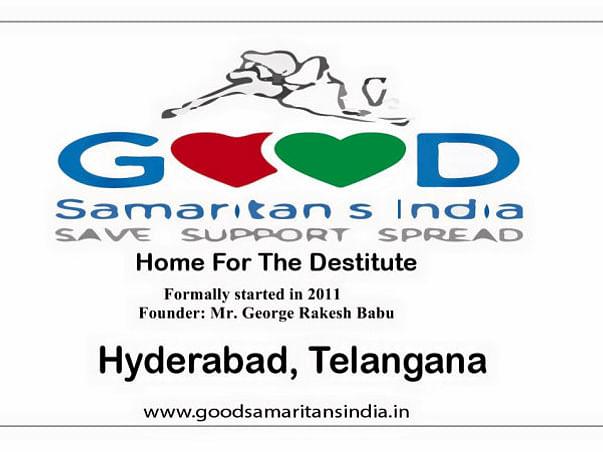 Help provide needs for the Elderly (Good Samaritans India)