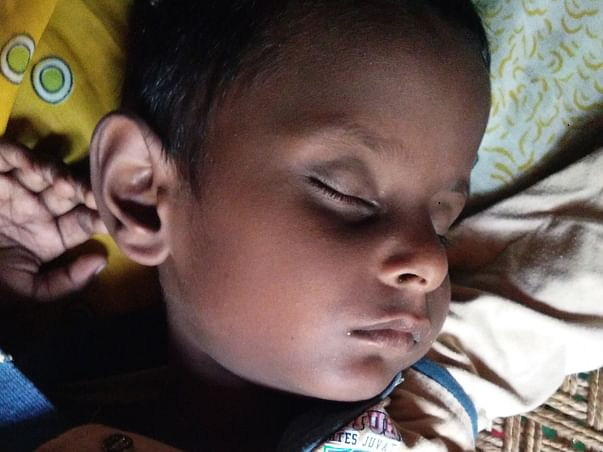 Support 6 Year Old Anshuman Fight Brain Aneurysm!