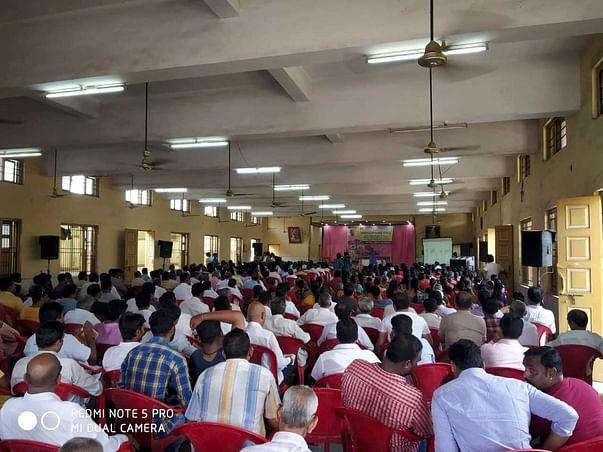 Help Siridhanya (Positive Millets) Awareness in Mumbai