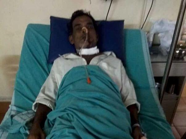 Help 57 Year Old Sundara Nayak Undergo Cancer Treatment