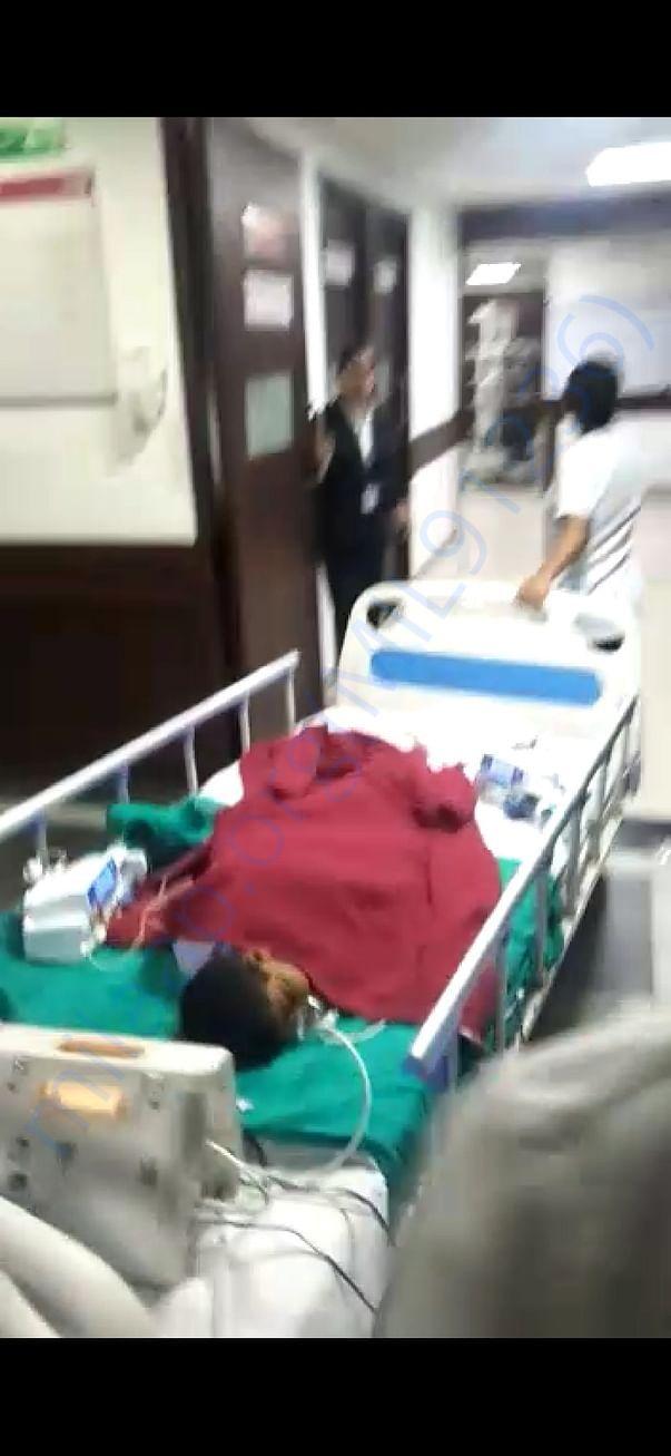 Bhuvan is being taken to OT, please pray