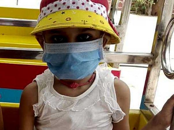 Help Krishna To Fight Acute Leukemia