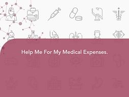 Help Me For My Medical Expenses.