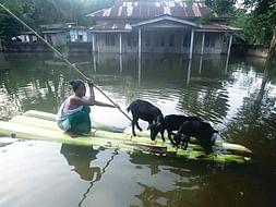 Save Assam From The Monsoon Mayhem- Aahwahan Foundation