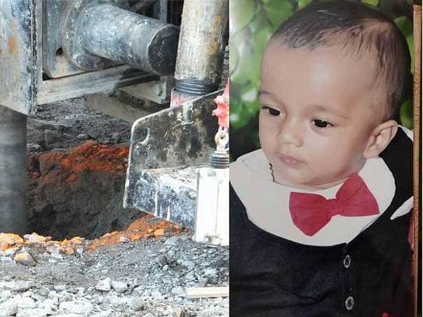 Let's save the child trapped in the Borewell.