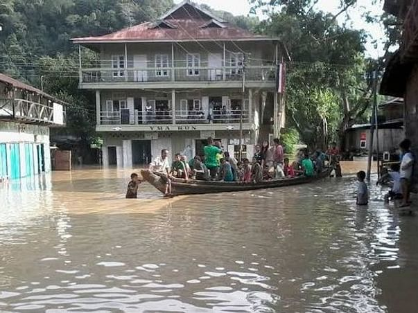 Pray For Assam