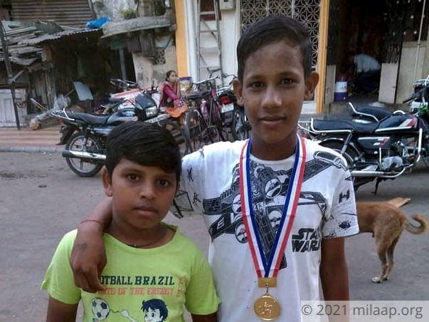 Nikul Machhi needs your help to undergo his treatment