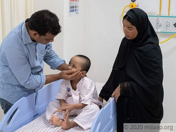 Mohd Nawaz Alma needs your help to undergo his treatment