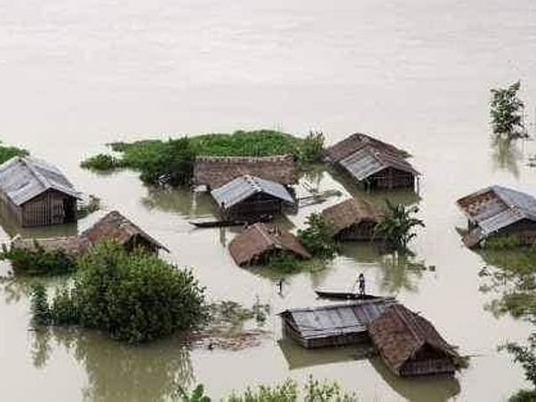Help Assam Flood Victims