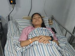 Help Lal Saron Who Is Suffering with Cystic Tumour