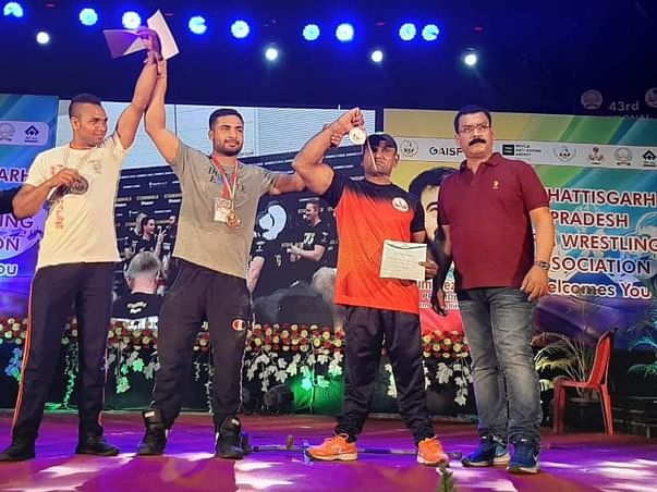 Help Srini Represent India At 41 World Arm Wrestling Championship