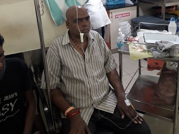 Please help my Father to Fight against Cancer