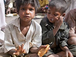 Help kids .. Donate For Food And Happiness.