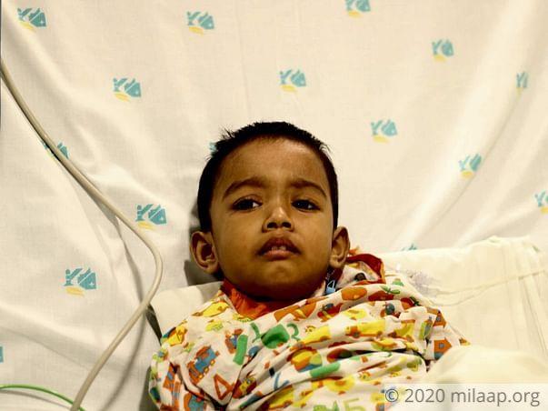Help Sheuli Fight Liver Failure