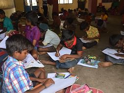 Support i-LiRC for under-privileged kids: Library Information Services