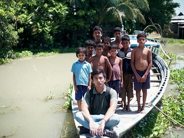 Help Rajkhowa & Arya to aid Assam Flood Victims and Endangered Animals