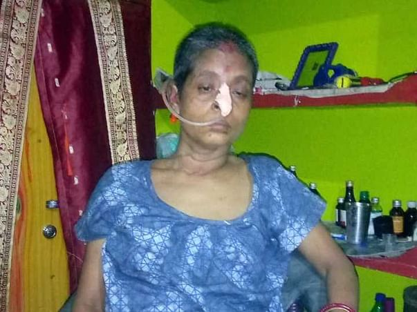 Support my mother recover from Brain Stroke and Paralysis
