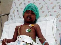 Help Manik fight Cancer