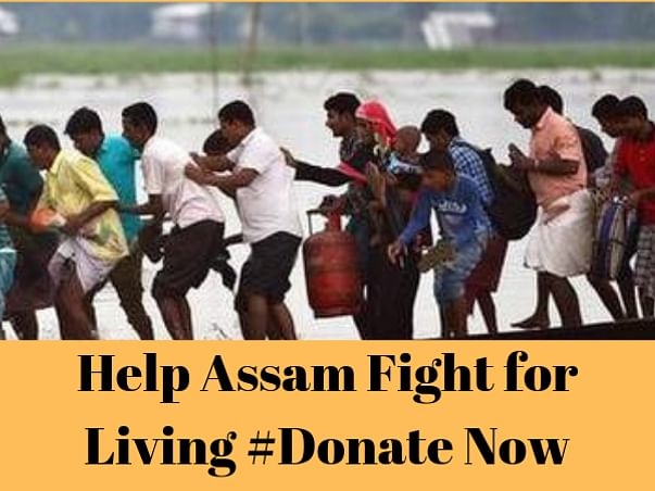 Help Assam Fight for Living #Donate Now