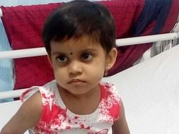 Help Baby Madhumati Fight Cancer