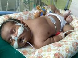 Please Save My New Born Baby (41 days old)