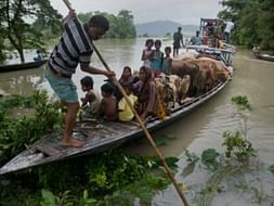 Help The People Of Assam
