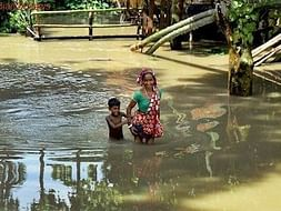 Assam Flood relief