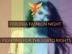 Fight For Equality - Fashion Show for the LGBTQ Community