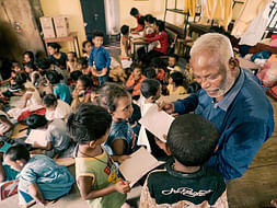 Help Prakash Rao Provide Education And Nutrition For Slum Children