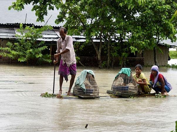 Assam Flood Relief Fundraiser