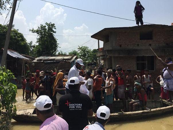 Support Bihar and Assam Flood victims