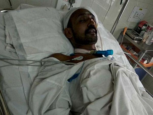 Help To Save Life of Krishnamoorthi's Son