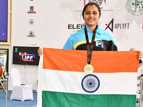 Your help towards Asian medalist venizea Carlo will make India triumph
