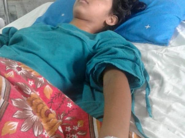 Help Sanjana Fight Brain Tumor