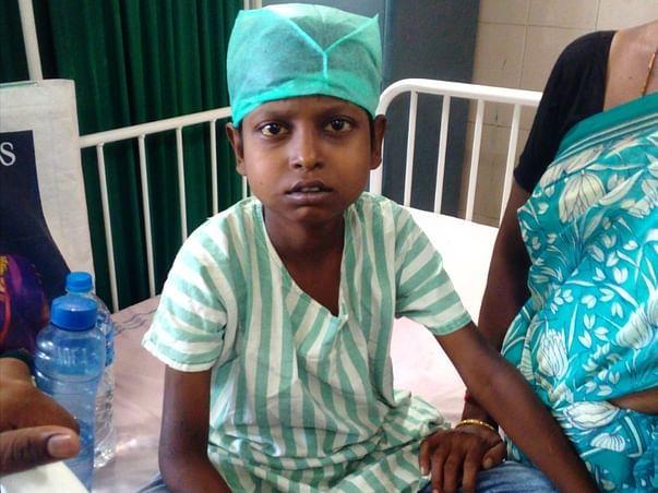 Help T. Nagendra Fight Autoimmune Haemolytic Anaemia