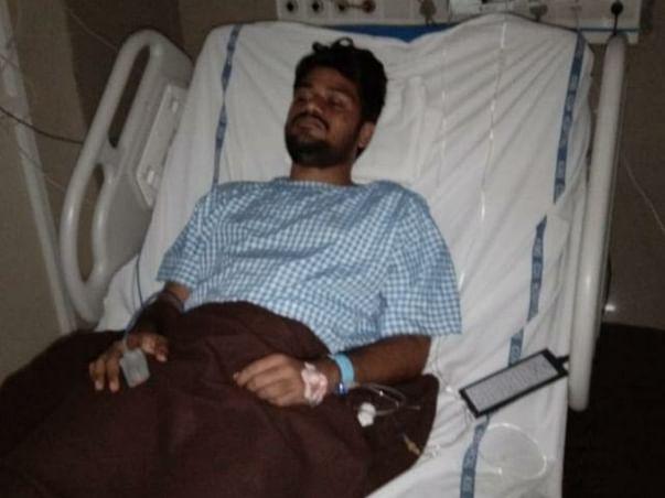 Help G Abhishek Fight Leukemia (cancer)