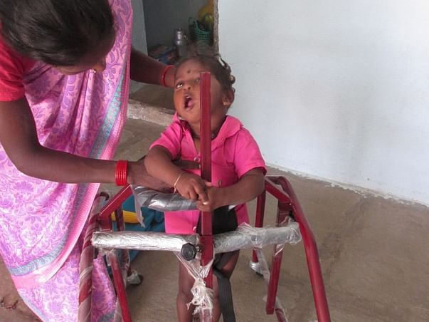 Support Children with Disability for health, education and livelihoods