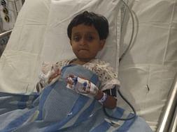 Help Baby Anvita Undergo A Liver Transplant