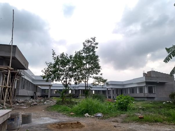 Construction of Old Age Home for Poor and Destitutes in 24prg (S), WB