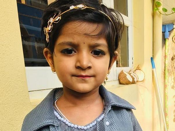 Help Little Rachita Fight Cancer!