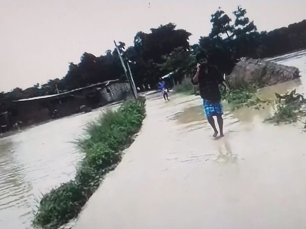Help MD. Saifullah Tamanna - A Victim of Bihar Floods